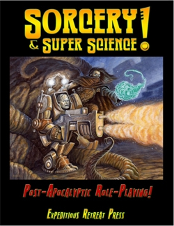 Sorcery &amp; Super Science Review