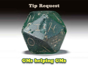 GM tip request
