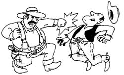 western_fight