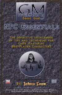 NPC Essential Cover
