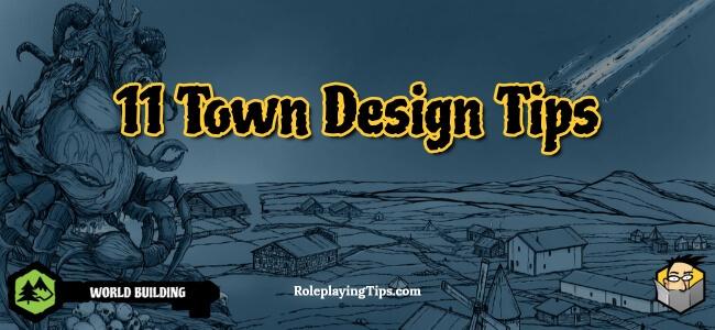 11-town-design-tips
