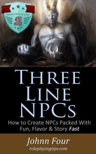 3 line npcs cover