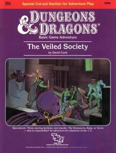 B6 The Veiled Society