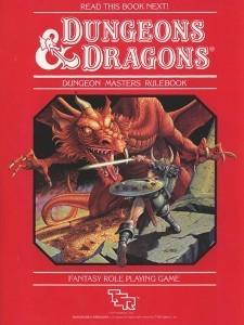 Basic D&D Dungeon Masters Manual (BECMI)