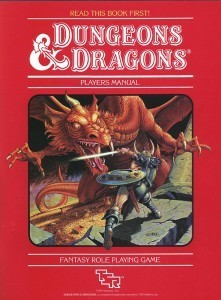 Basic D&D Players Manual (BECMI)