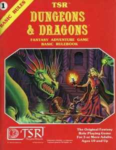 Basic D&D Rulebook (BX)
