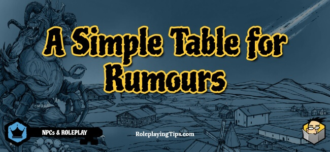 a-simple-table-for-rumours