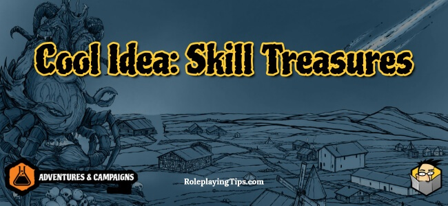 cool-idea-skill-treasure