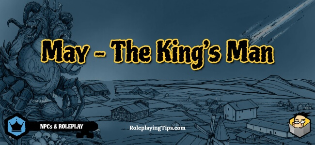may-the-king's-man