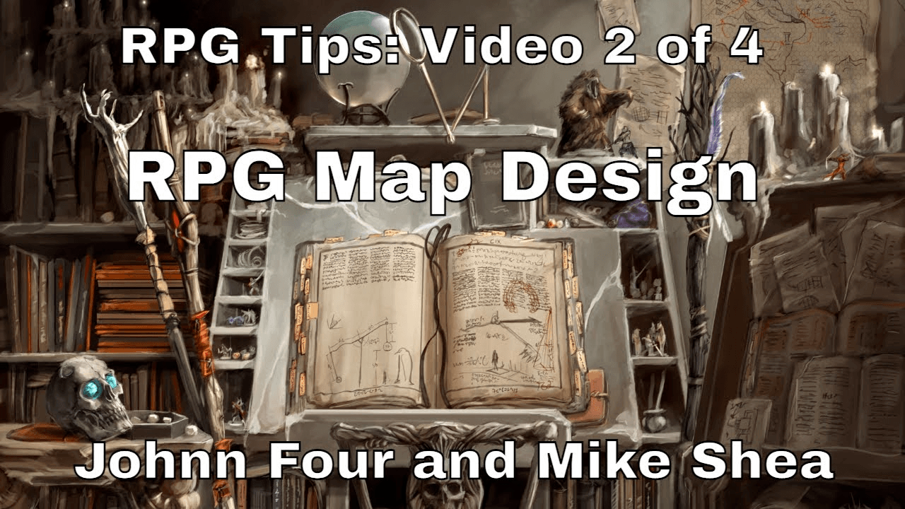 RPG Map Designs - Jaquay meets 5 Room Dungeons