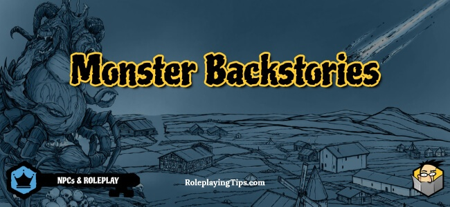 monster-backstories