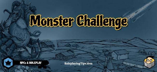 monster-challenge