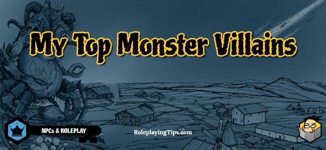 my-top-monster-villains