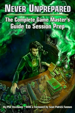 Top 5 Soul-Draining Mistakes of Game Prep - Roleplaying Tips