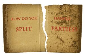 split-parties