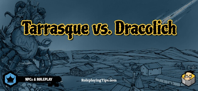 tarrasque-vs-dracolich
