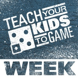 Teach Your Kids RPG Week Logo