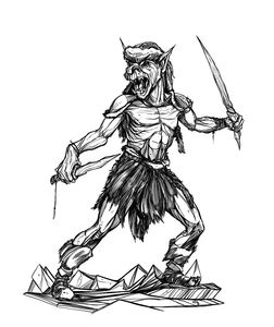 Demonplague 5E D&D Adventure Winter Goblin